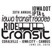 Iowa DOT IPTA Bus Roadeo