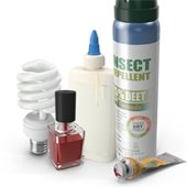 Household hazardous wastes