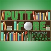 Putt Fore the Library
