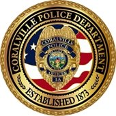 Coralville Police Dept seal