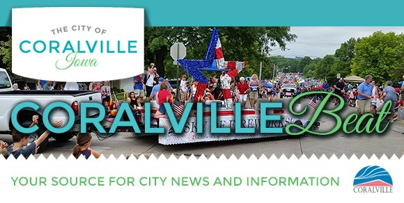 The Coralville BEAT: Your Source for City News and Information