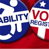 National Disability Voter Registration Drive
