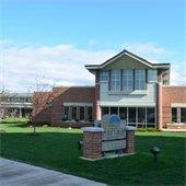 Coralville Public Library exterior