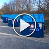Recycling center video