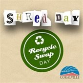 Shred Day and Recycle Swap Day